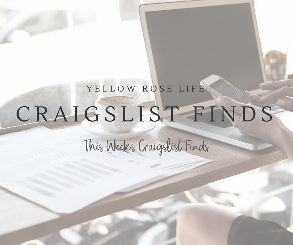 Yellow Rose Life · Life In Renovation